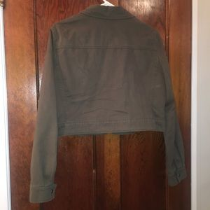 Forever 21 Jackets & Coats - Army Green Jacket